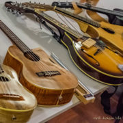 Ukuleles as well as fiddles, mandolins, tin whistles, guitars and a concertina are all welcome at Uke Plays Irish!