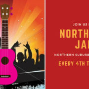 BUMS Northside Ukulele Jam every 4th Tuesday of the month at Northern Suburbs Bowls Club
