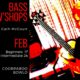 Learn Bass with Cath McCourt and BUMS this February!