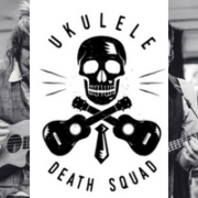 Ukulele Death Squad workshops 22 September 2018