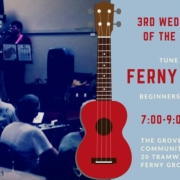 Come to the Ferny Grove Jam every third Wednesday of the month.