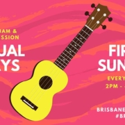 Come to the Samual Gray Jam every first Sunday of the month at Albany Creek