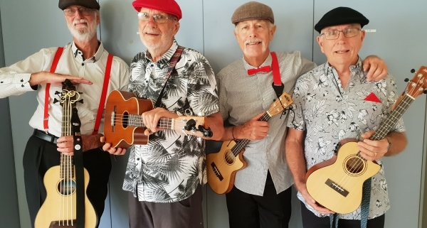 Ukulele Saints