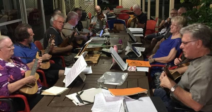 McCarthy's Celtic Music Session now at the Brat Cave in Wooloongabba from Thursday 2 May 2019