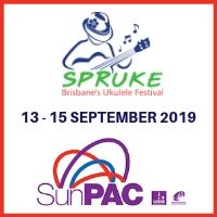 SPRUKE 2019 is on 13-15 September 2019 at SunPAC 470 McCullough Street Sunnybank.