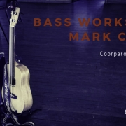 Bass Workshop with Mark Cryle. 27 July 2019 at Coorparoo Bowls Club 9:30 to midday. Tickets $25..