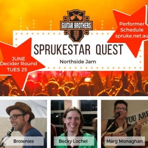 Sprukestar Quest June Decider Round