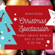 Ferny Grove and Northside Jams come together for one big Christmas celebration at the Northside Christmas Spectacular at Ferny Grove Bowls 11 December 2019