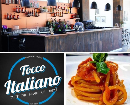 First Prize in the BUMS Big Christmas Raffle is sponsored by Tocco Italiano