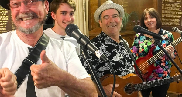 The Ukey Beats - A hit at open mics, jams and at SPRUKE 2019. Available for parties, bar mitzvahs and anything in between!