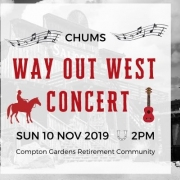 CHUS Way Out West Concert 2019